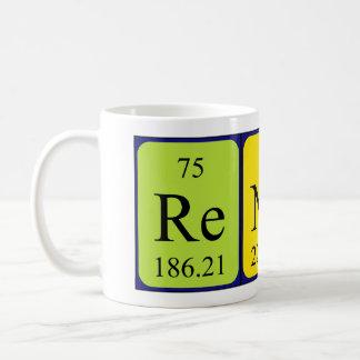 Renata periodic table name mug