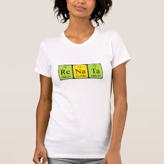 Renata periodic table name shirt