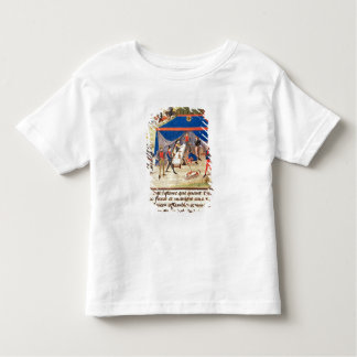 Renaud de Montauban and Charlemagne Toddler T-shirt