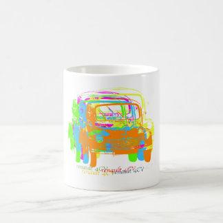 Renault 4CV Coffee Mug