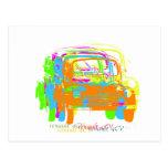 Renault 4CV Postal