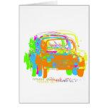 Renault 4CV Tarjetas