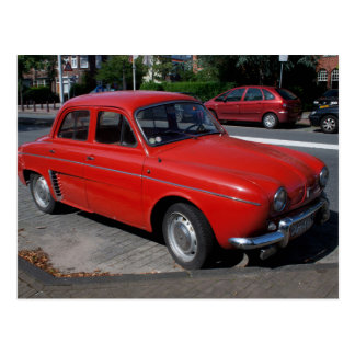Renault Dauphine Postales