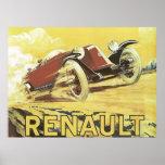 Renault Póster
