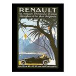 Renault Tarjetas Postales