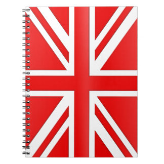 Rend English Flag Notebook