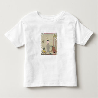 Rendez-vous (w/c on paper) toddler t-shirt