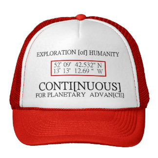 Rendlesham Binary Code Scientific UFO Conspiracy Trucker Hat