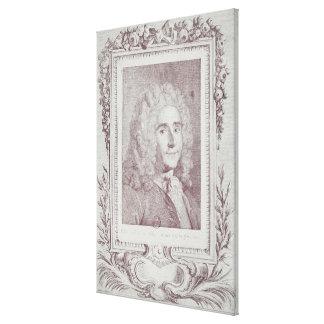 Rene Antoine Ferchault de Reaumur Impresión En Tela