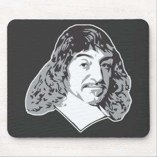 Rene Descartes Alfombrilla De Ratones