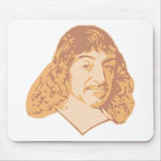 Rene Descartes Alfombrillas De Ratones