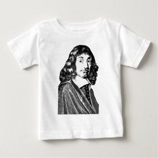 Rene Descartes Baby T-Shirt