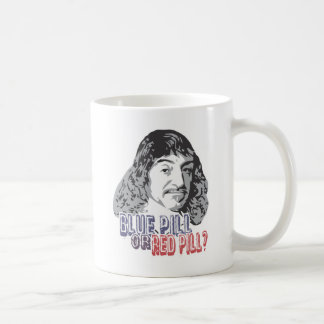 Rene Descartes Coffee Mug