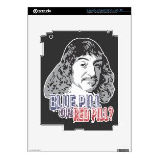 Rene Descartes iPad 3 Skins