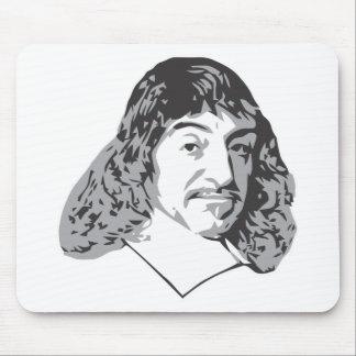 Rene Descartes Mousepad