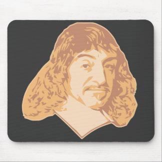 Rene Descartes Mousepads
