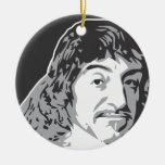 Rene Descartes Ornamento Para Reyes Magos
