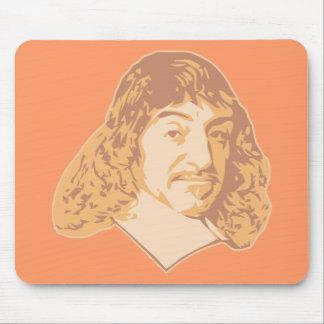 Rene Descartes Tapete De Ratón