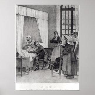 Rene Theophile Hyacinthe Laennec Print