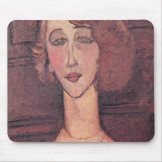 Renee, 1917 mouse pad