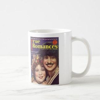 Renee Adoree John Gilbert Vintage Magazine Mug