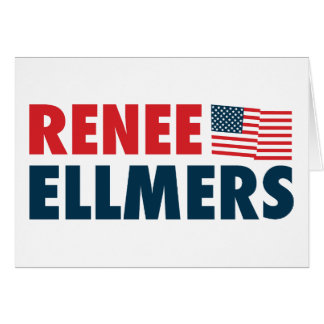 Renee Ellmers for America Card