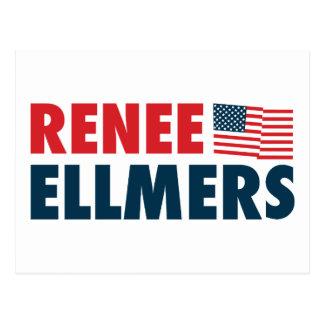 Renee Ellmers for America Postcard