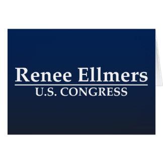 Renee Ellmers U.S. Congress Card