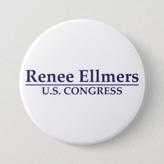 Renee Ellmers U.S. Congress Pinback Button