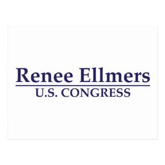 Renee Ellmers U.S. Congress Postcard