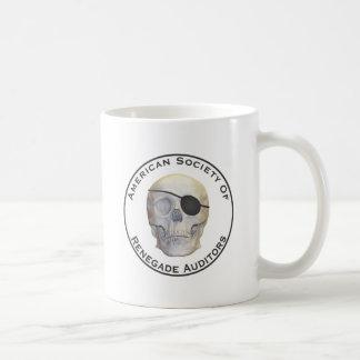 Renegade Auditors Coffee Mug