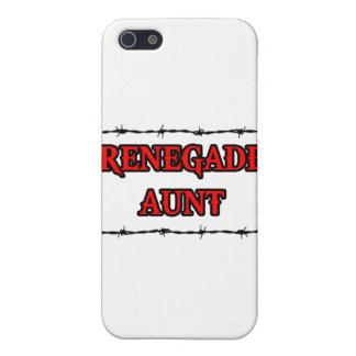 Renegade Aunt iPhone 5 Cover