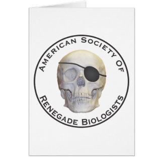 Renegade Biologists Card