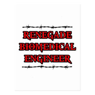 Renegade Biomedical Engineer Postcard