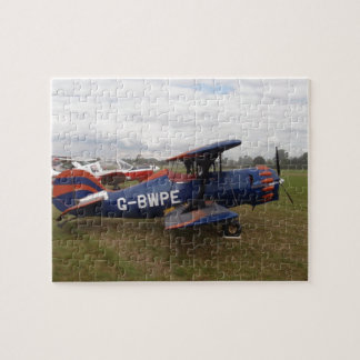 Renegade Biplane Jigsaw Puzzle