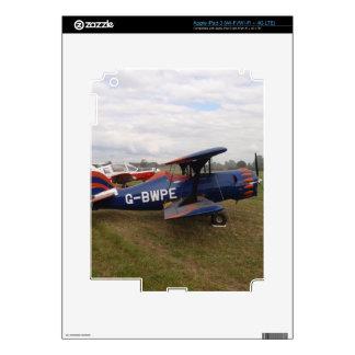 Renegade Biplane Decal For iPad 3