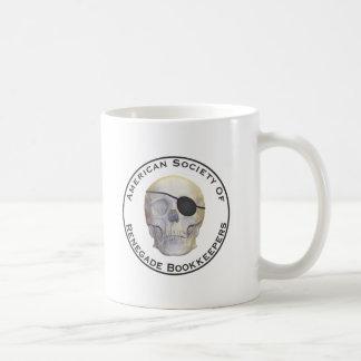 Renegade Bookkeepers Coffee Mug