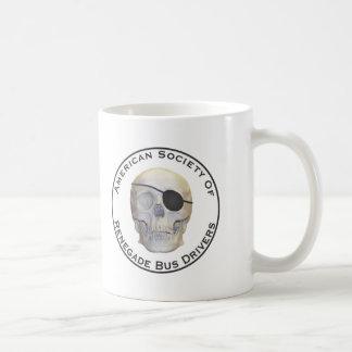 Renegade Bus Drivers Coffee Mug