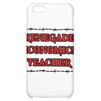 Renegade Economics Teacher iPhone 5C Cases