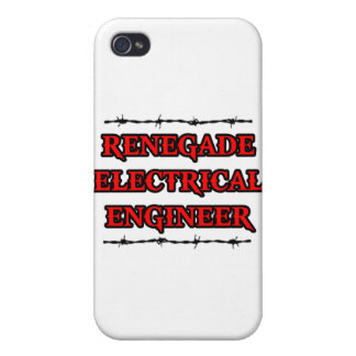 Renegade Electrical Engineer iPhone 4/4S Cases