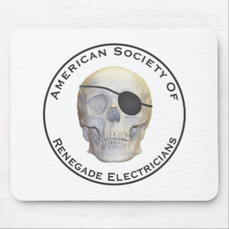 Renegade Electricians Mouse Pad