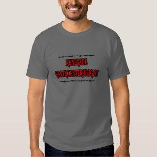 Renegade Gastroenterologist T-Shirt