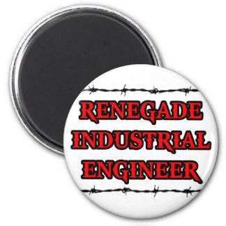 Renegade Industrial Engineer Refrigerator Magnets