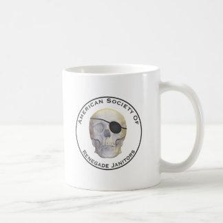 Renegade Janitors Coffee Mug