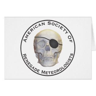 Renegade Meteorologists Card