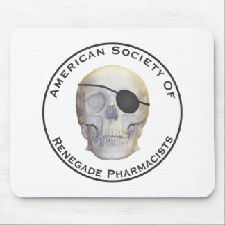 Renegade Pharmacists Mouse Pad