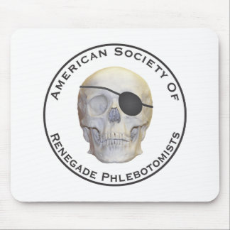Renegade Phlebotomists Mouse Pad