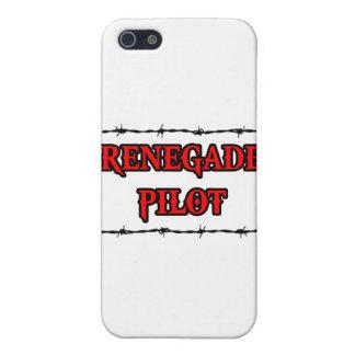 Renegade Pilot Case For iPhone 5