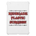 Renegade Plastic Surgeon iPad Mini Cover
