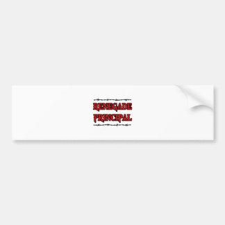 Renegade Principal Bumper Sticker